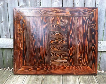 recycled wood table tops