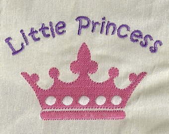 Instant Download -  CROWN 068 - Machine Embroidery Design