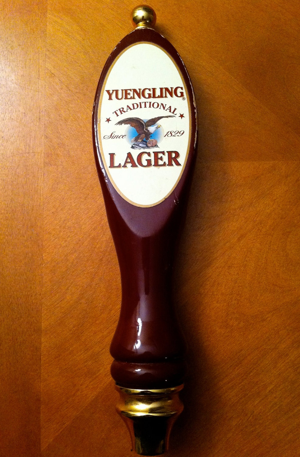 Yuengling Lager Beer Tap by MinimalistCouple on Etsy