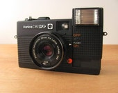 Vintage Konica C35 EFP Camera 35MM Film Made in Japan