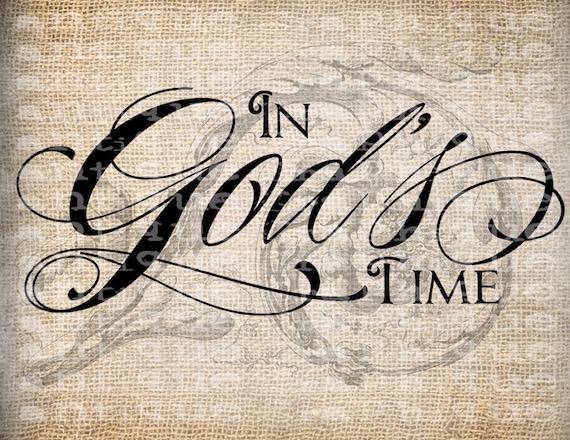 Antique Christian Faith Inspiration Illustration Digital Download for Tea Towels, Papercrafts, Transfer, Pillows, etc Burlap No 6307