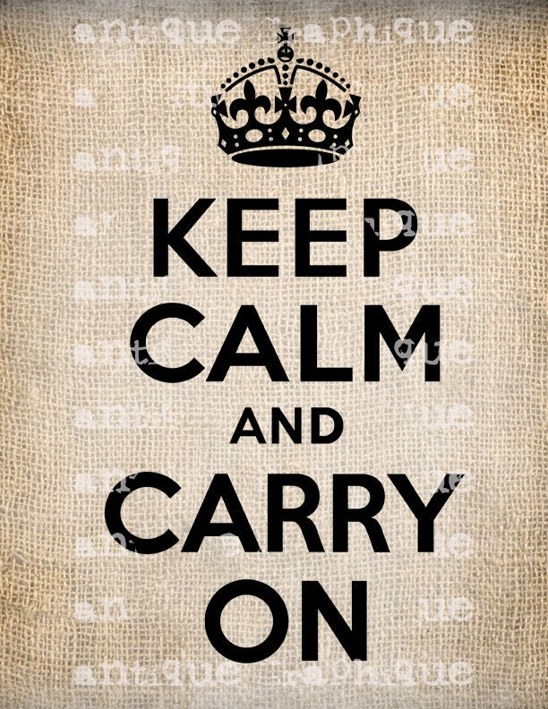 Keep Calm And Carry on Crown Vector Quinn 39 s Camp Tries to 39 Keep Calm And Carry on 39 as Her Poll Numbers 16