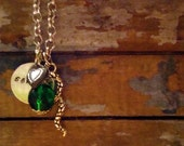 Inspired Severus Snape Necklace