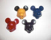 Custom crayons - Mickey Mouse - SS