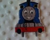 Thomas Train Iron on/no sew applique patch