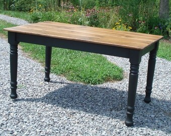 Dining Room Table, Farmhouse Style Table, Etsy Farm Tables, Etsy Furniture, Farm Table, Kitchen Table