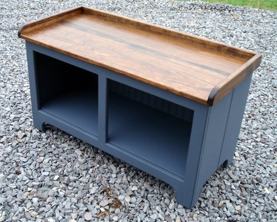 Storage bench, storage solutions, storage ideas, mudroom