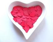 Reserved listing per Ester : 200 farfalline - 200 cuori - color cartoncino