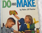 Kids Activities Book Vintage
