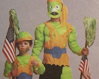 Costume Turtle1992 McCalls 4532 Pattern