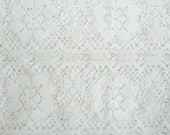 White Curtain Lace (SALE - Use coupon code SPRING10 for an extra 10% off)
