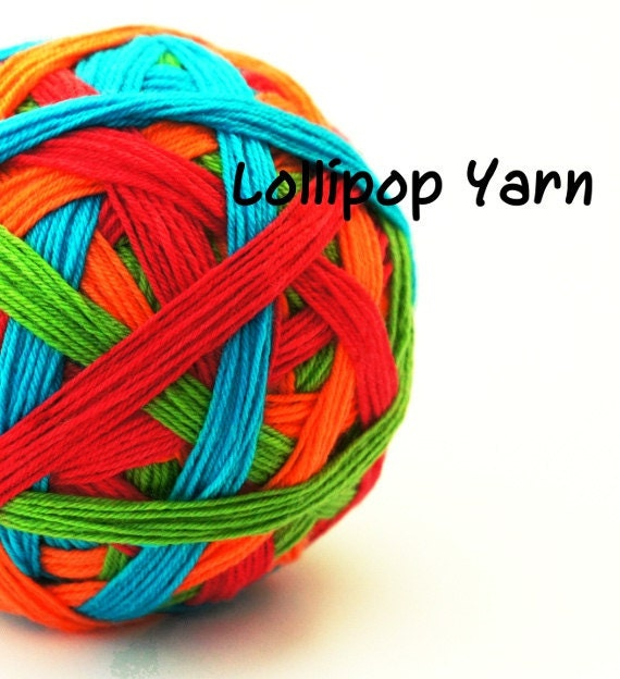 YOu'Re MaKiNG mE DiZzY  Self-striping sock yarn