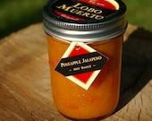 Pineapple Jalapeno Hot Sauce