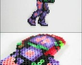 Super Metroid Samus in gravity suit (standing and shooting) magnet