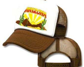 ARIZONA SUN Mesh Trucker Hat Cap
