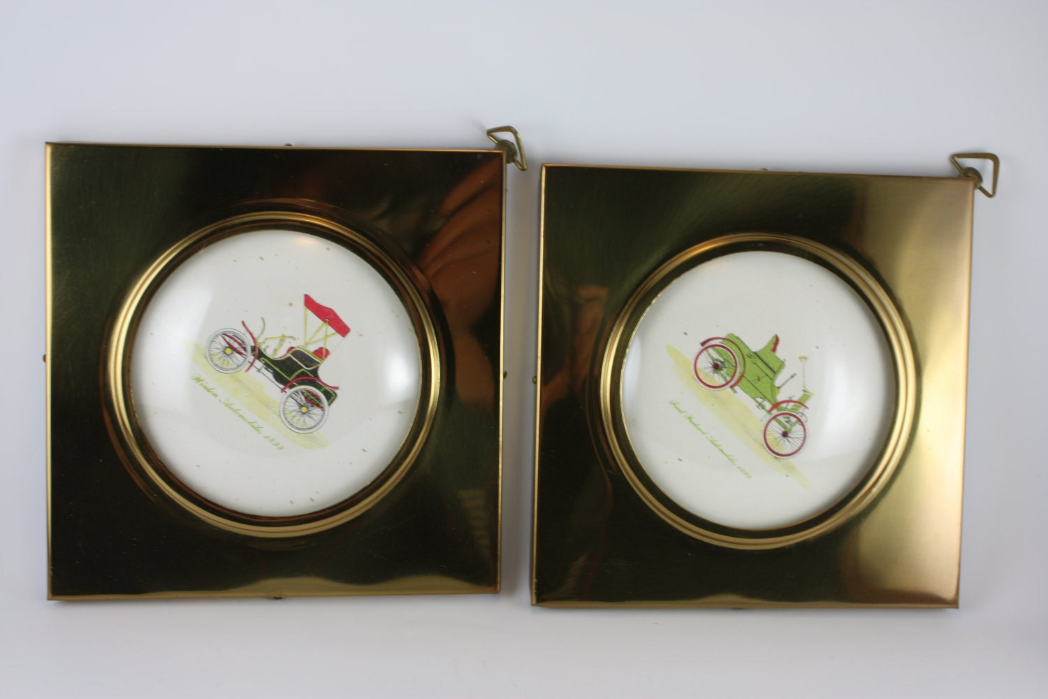 Vintage Car Wall Decor : Vintage cars wall hanging home decor car by oregonroguevintage