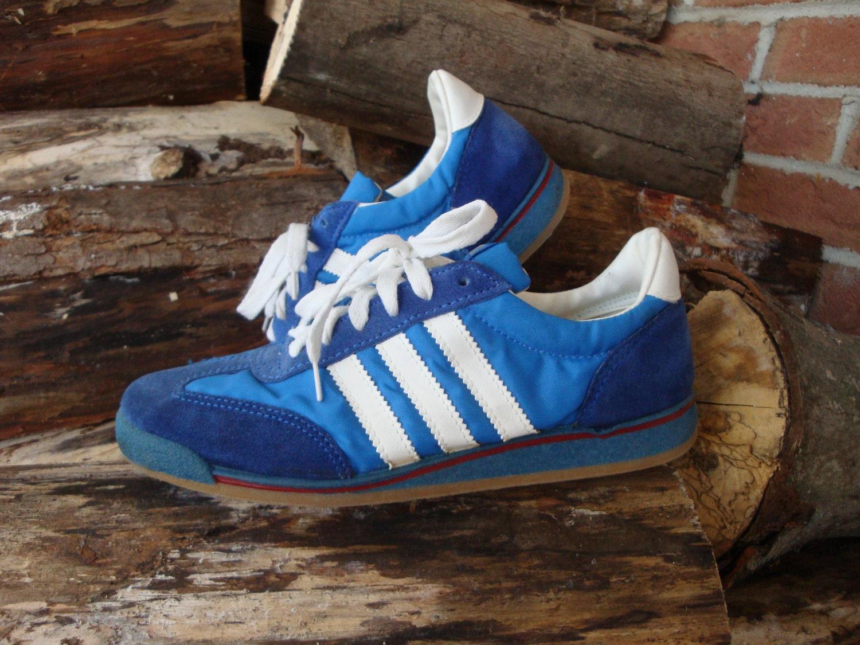 vintage 70s 80s trax tennis shoes aka k mart sliders