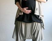 SALE GET 50% OFF  Boho stylish set harem pants and vest. Perfect pregnancy and maternity wear.