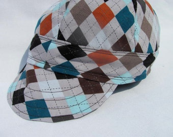 1 Reversible Welding Cap YOU PICK FABRIC
