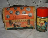 Buccaneer Pirate Lunch Box & Buccaneer Pirate Aladdin Thermos - 1 WEEK SALE