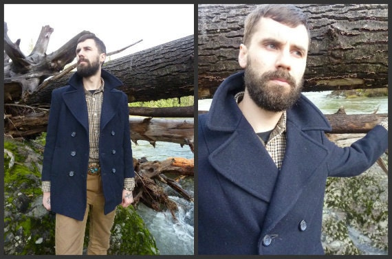 English Pea Coat - Sm Coats