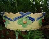 RESERVED for Debbi - Vintage 1950's Ceramic Planter Made In Japan
