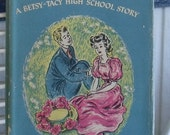 1940's Vintage Illustrated Book  by Maud Hart Lovelace