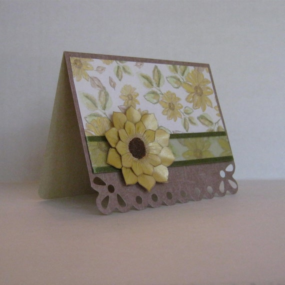 Sunflower All Occasion Card