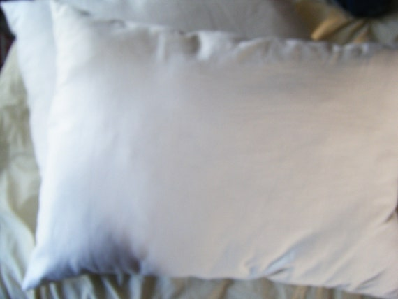 Childrens or Toddler Organic Pillow