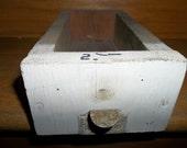 Vintage ..Antique ..Rustic...primitive Wood Boxes..Hand Made