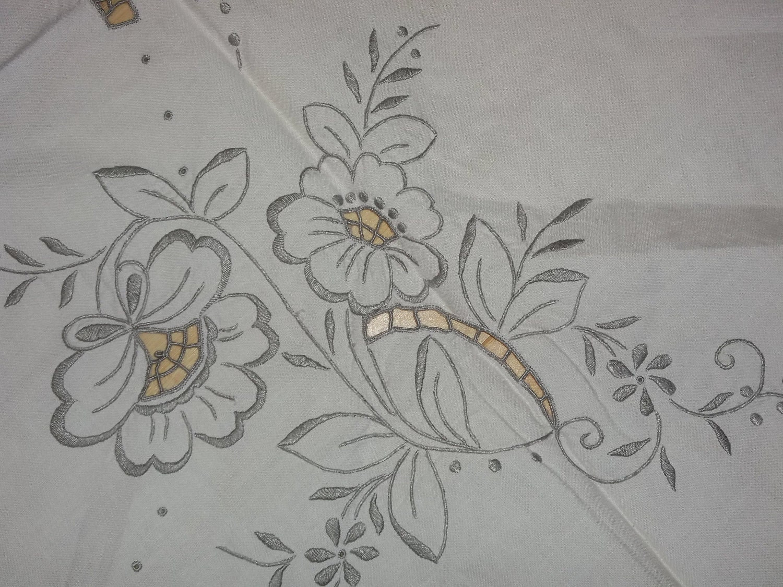 Hand embroidery lace designs makaroka