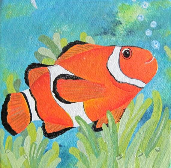 Clown Fish-Nemo