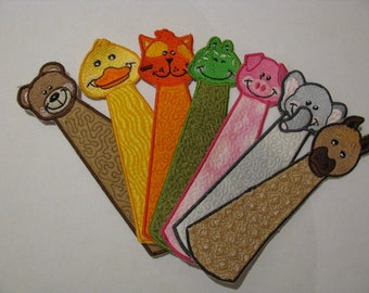 Ith Monster Corner Bookmarks All Six 4x4