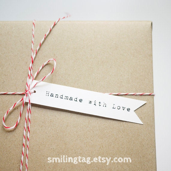Typewriter Wedding Gift Tags - Wedding Favor Tags - Thank you - Bridal ...