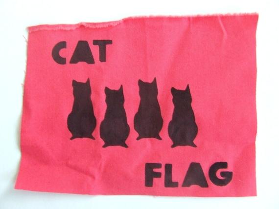 CAT FLAG patch