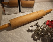 Foley Wood Rolling Pin- SALE 30% Off -Use Code SALE30