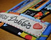 Custom Bookmark Order for Wendy
