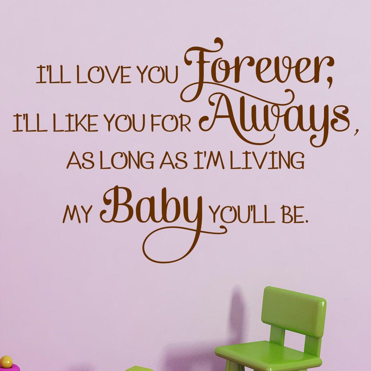 Love You Forever Book Quotes. QuotesGram