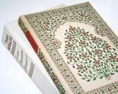 Reserved for Sam-  Rubainat of Omar Khannam 1952 Vintage Books Interior Design Photography Prop