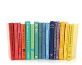 Library Filler Colorful 16 Book Collection Interior Design
