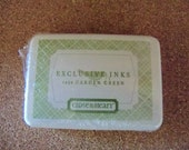 Garden Green Ink Pad by CTMH - Brand New still in shrink wrap.