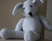 Cottontail Blue Bunny