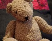 Handmade Bertie Bear - lots of colours