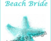 Beach Wedding Door Hanger Bridal Suite Starfish Printable File