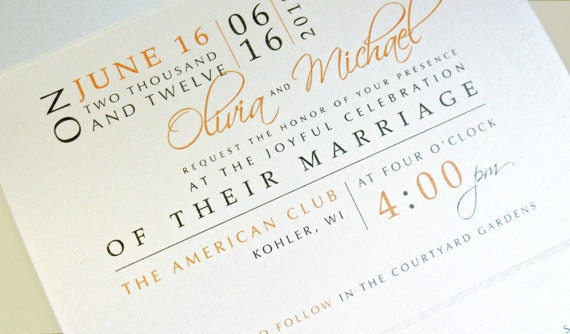 Seal And Send Wedding Invitations Diy: Inspiration For Life's Most Important