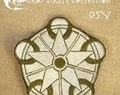 Sacred Geometry Crop Circle Patches - Crop Circle Collection (05Y)