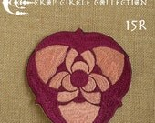 Sacred Geometry Crop Circle Patches - Crop Circle Collection (15R)
