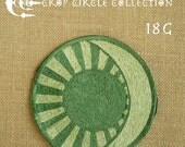 Sacred Geometry Crop Circle Patches - Crop Circle Collection (18G)
