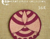 Sacred Geometry Crop Circle Patches - Crop Circle Collection (36R)