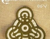 Sacred Geometry Crop Circle Patches - Crop Circle Collection (06Y)
